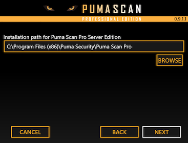 Puma Scan | Installation Instructions